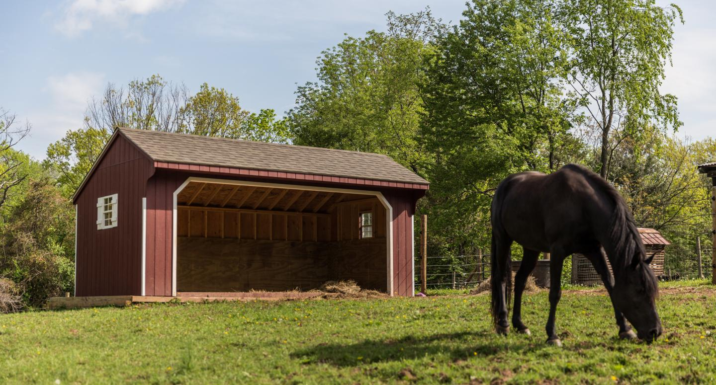 hay shed prices